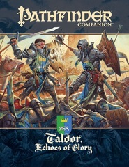 Pathfinder Companion: Taldor, Echoes of Glory