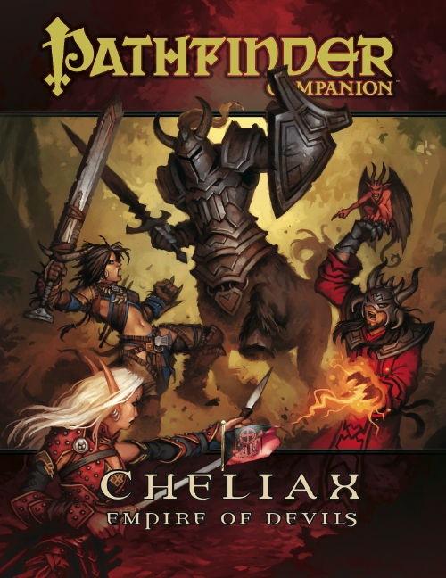 Pathfinder Companion: Cheliax, Empire of Devils