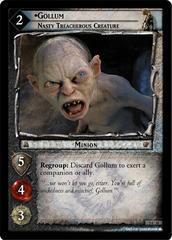 Gollum, Nasty Treacherous Gollum