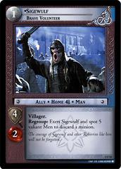 Sigewulf, Brave Volunteer