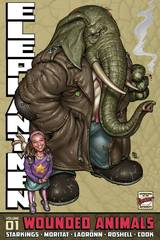 Elephantment Trade Paperback Vol 01 Wounded Animals Revised Edition