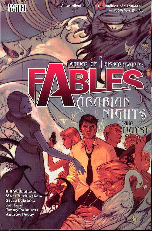 FABLES TP VOL 07 ARABIAN NIGHTS AND DAYS (MR)