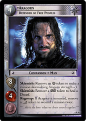 Aragorn, Defender of Free Peoples - 6R50