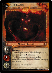 The Balrog, Terror of Flame and Shadow