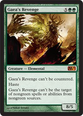 Gaeas Revenge