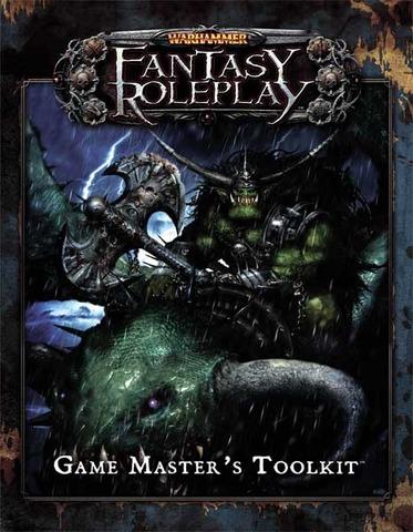 Warhammer Fantasy RPG: Game Master's Toolkit