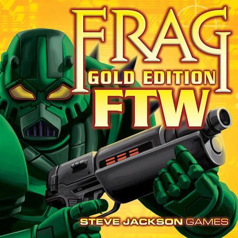 Frag Gold Edition: FTW