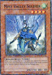 Mist Valley Soldier - DT01-EN015 - Parallel Rare - Duel Terminal