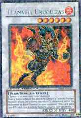 Flamvell Uruquizas - DT01-EN033 - Rare Parallel Rare - Duel Terminal on Channel Fireball
