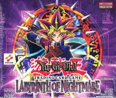 Labyrinth of Nightmare 1st Edition Booster Box (36 packs)