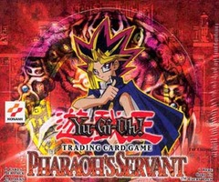 Pharaohs Servant 1st Edition Booster Box (24 packs)