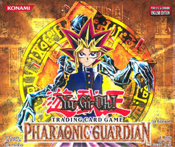 Pharaonic Guardian 1st Edition Booster Box (36 packs)