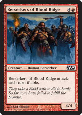 Berserkers of Blood Ridge