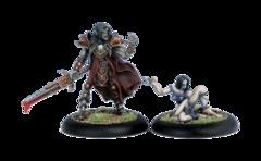 Lord Vyros, Iosan Eldritch & Sythyss Servant
