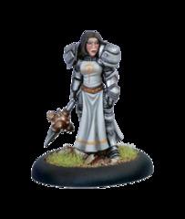Daniera Madise, Cleric of Morrow