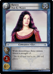 Arwen, Fair Elf Maiden - 7R16