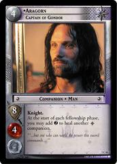 Aragorn, Captain of Gondor