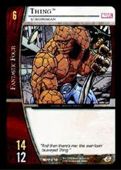 Thing, Strongman