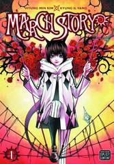 March Story Graphic Novel Vol 1 (Mature Readers)