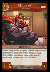Magneto, Ultimates