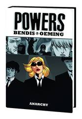 POWERS PREM HC VOL 05 ANARCHY (MR)