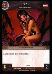 X-23, Laura Howlett