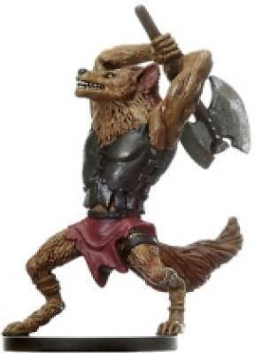 Gnoll Barbarian
