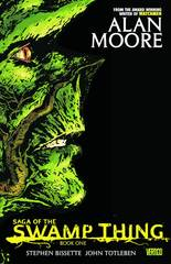 Saga of the Swamp Thing Trade Paperback Book 01 (Mature Readers)