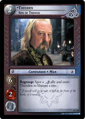 Theoden, Son of Thengel