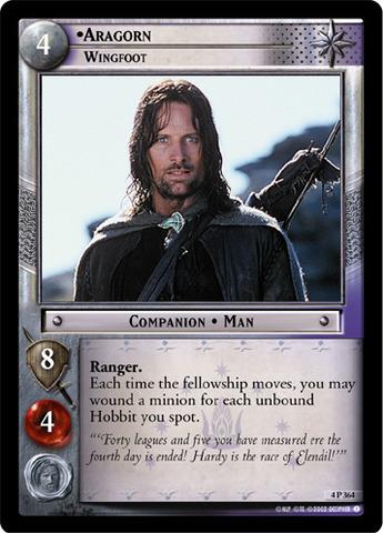 Aragorn Wingfoot