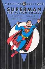 SUPERMAN ACTION COMICS ARCHIVES HC VOL 03
