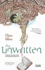 The Unwritten Trade Paperback Vol 01 Tommy Taylor and the Bogus Identity (Mature Readers)