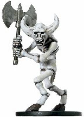 Minotaur Skeleton - Miniatures Games » D&D Miniatures » Giants of