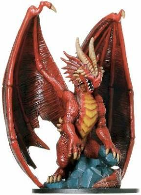 Huge Red Dragon