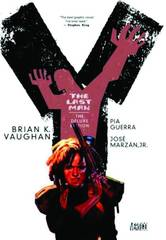 Y The Last Man Deluxe Edition - Volume 2 (Hard Cover)