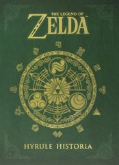 The Legend of Zelda: Hyrule Historia Hardcover (14th Prt)