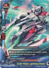 Cyber Police, Lightning Chaser  - H-BT01/0036EN - R