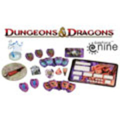 D&D Warlock Tokens Set