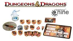 D&D Warlord Tokens Set