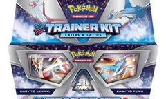Pokemon XY Trainer Kit: Latias & Latios