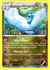 Altaria - 53/108 - Uncommon - Reverse Holo on Channel Fireball