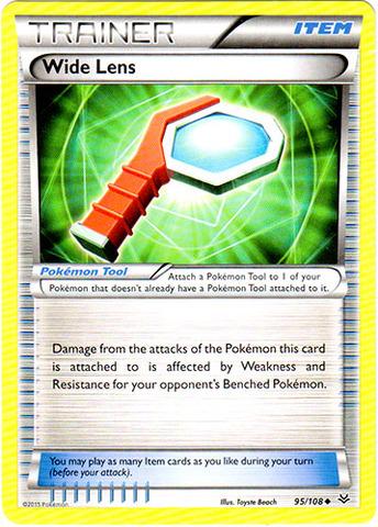 Wide Lens - 95/108 - Uncommon