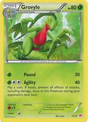 Grovyle - 27/30 - XY Trainer Kit (Latias)
