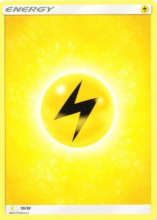 Lightning Energy - 7/30 - XY Trainer Kit (Raichu)