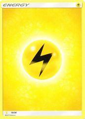 Lightning Energy - 15/30 - HS Trainer Kit (Raichu)