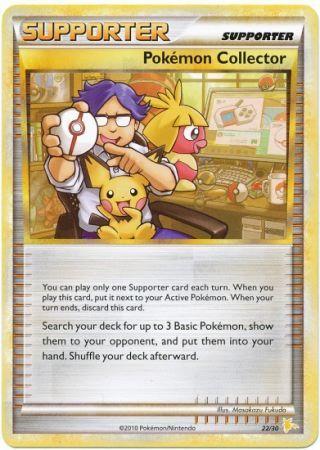 Pokemon Collector - 22/30 - HS Trainer Kit (Raichu)