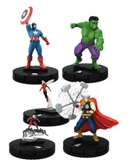 Avengers Assemble Classic Avengers Fast Forces Pack