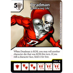 Deadman - Embracing Life (Die & Card Combo Combo)