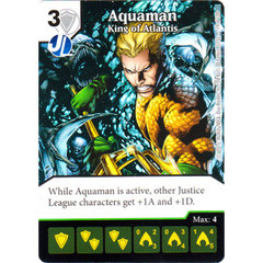 Aquaman - King of Atlantis (Card Only)