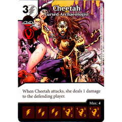 Cheetah - Cursed Archaeologist (Card Only)